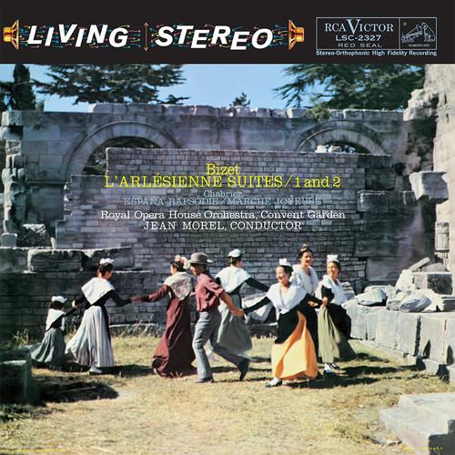 Bizet: L'arlesienne Suites 1 And 2