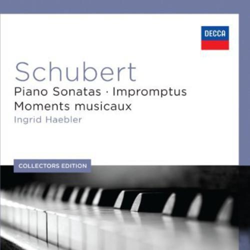 Piano Sonatas & Impromptus
