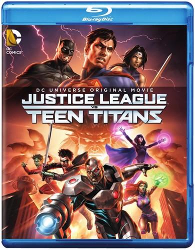 Justice League - Justice League vs Teen Titans