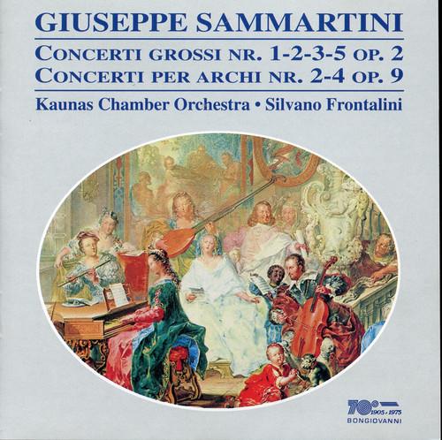 Concerti Grossi Op 2 /  Concerti Grossi Op 9