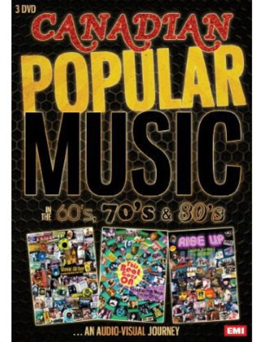 Canadian Popular Music in the 60's & 70's [Import]
