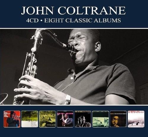 John Coltrane - 8 Classic Albums [Import]