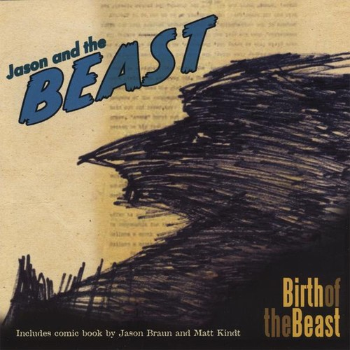 Jason & the Beast : Birth of the Beast