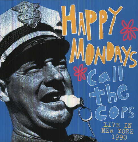 Call the Cops: Live in New York 1990 [Import]