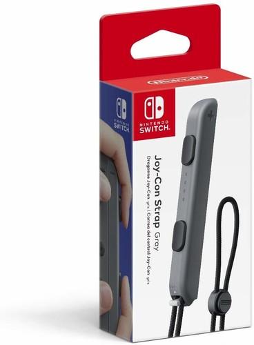 Swi Joy-Con Strap: Gray - Nintendo Joy-Con Strap - Gray