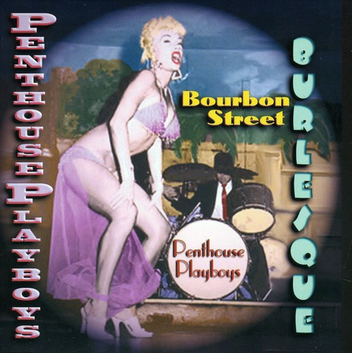 Bourbon Street Burlesque