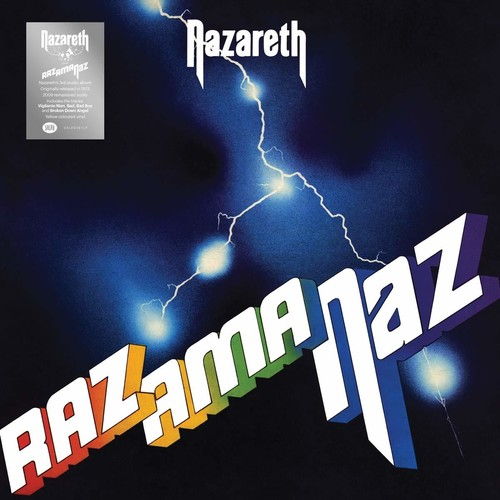 Nazareth - Razamanaz (Uk)