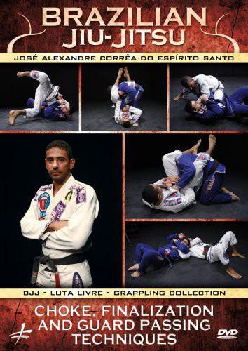 Brazilian Jiu-Jitsu: Choke Finalization & Guard