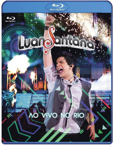 Ao Vivo No Rio- Luan Santana