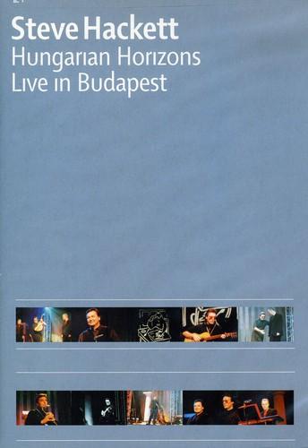Hackett, Steve: Hungarian Horizons: Live in
