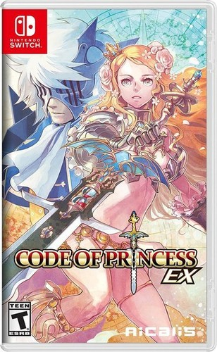 Swi Code of Princess Ex - Code Of Princess Ex
