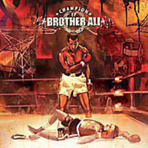 Brother Ali - Champion EP