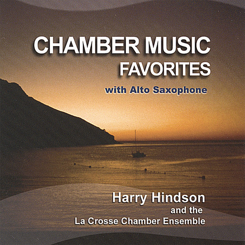 Chamber Music Favorites with Alto Saxophone
