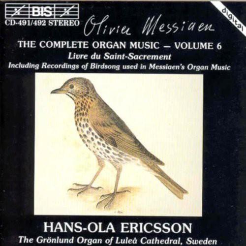 Complete Organ Music 6