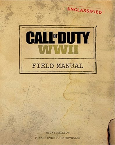 - Call of Duty WWII: Field Manual