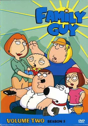Family Guy: Volume 2: Season 3