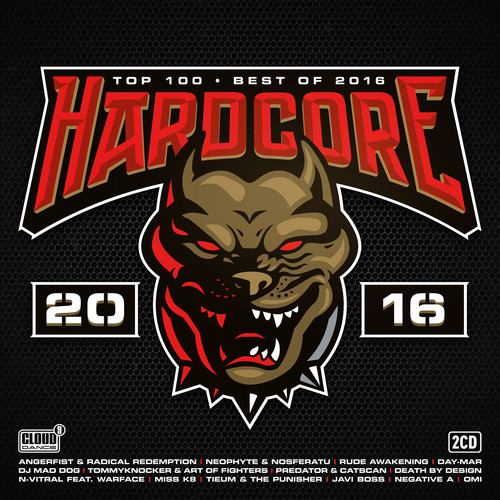 Hardcore Top 100: Best Of 16 /  Various [Import]