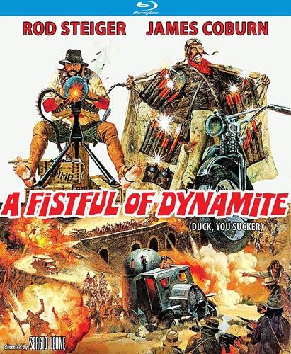 - A Fistful of Dynamite (aka Duck, You Sucker)
