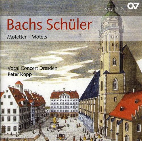Bach Schuler: Motets
