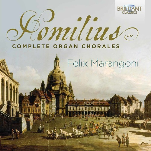 Complete Organ Chorales
