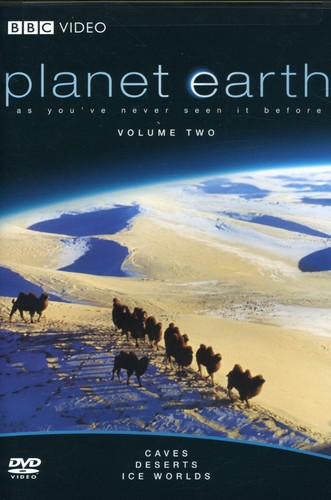 Planet Earth 2: Caves & Deserts & Ice Worlds