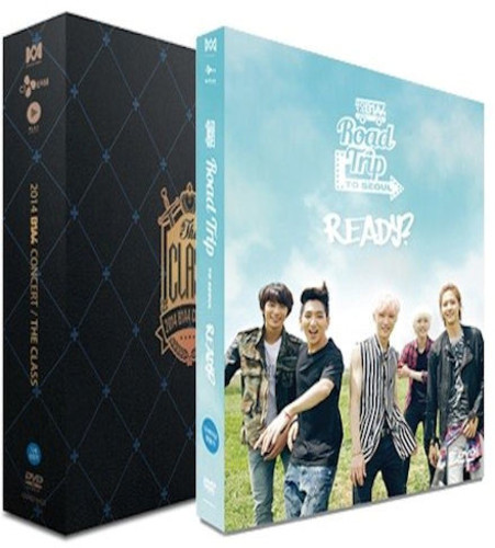 Live DVD Package: Class Concert + Road Trip to [Import]