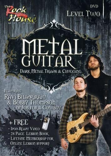 Metal Guitar: Dark Metal Triads and Chugging Level 2
