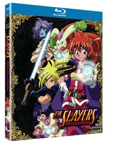 Slayers Revolution: Season 4