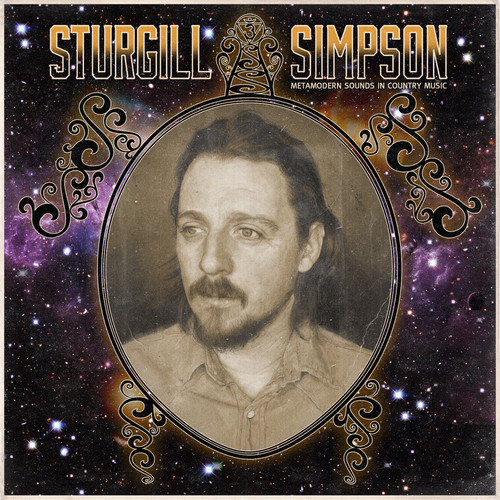 Sturgill Simpson - Simpson, Sturgill : Metamodern Sounds in Country Music