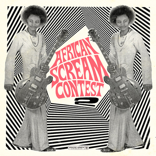 African Scream Contest 2 (Various Artists)