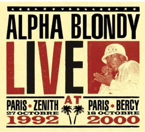 Alpha Blondy - Live At Paris [Import]
