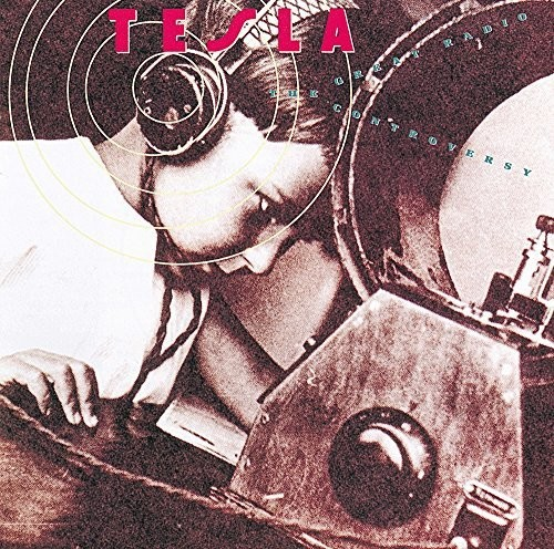 Tesla - Great Radio Controversy (Jpn)