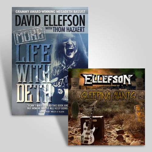 David Ellefson Bundle