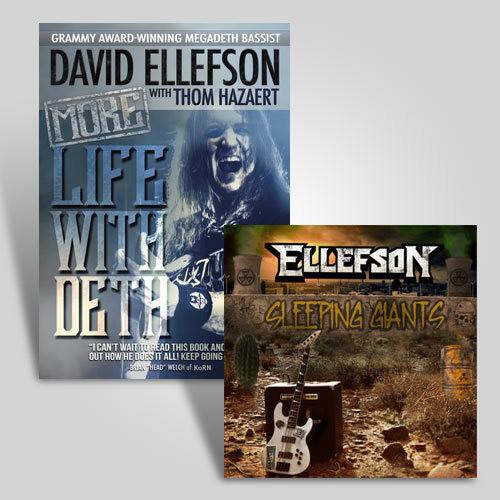 David Ellefson Bundle