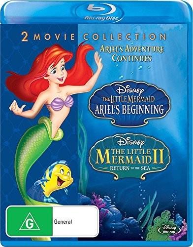 Ariel's Beginning /  Little Mermaid 2: Return To The Sea