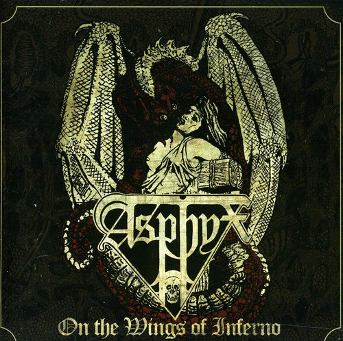 Asphyx - On The Wings Of Inferno [Import]