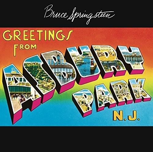Bruce Springsteen-Greetings from Asbury Park N.J.