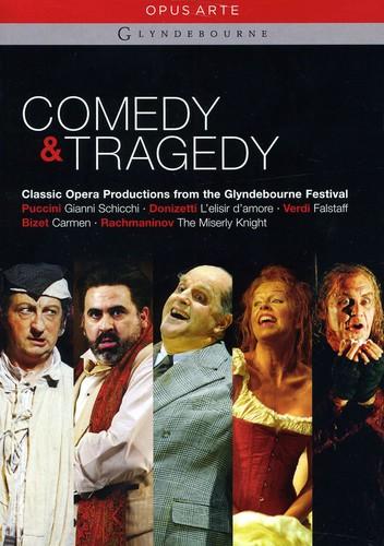 Comedy & Tragedy: Classic Opera