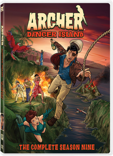 Archer: Danger Island - Season 9