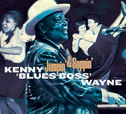 Kenny 'Blues Boss' Wayne - Jumpin' & Boppin' [Import]