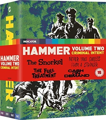 Hammer Volume 2: Criminal Intent - Hammer: Criminal Intent Vol 2 (4pc) / (Ltd Uk)