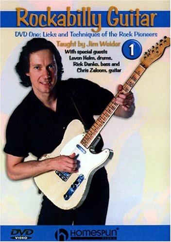 Rockabilly Guitar: Volume 1