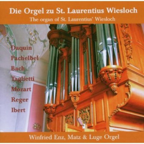 Organ of St Laurentius Wiesloch