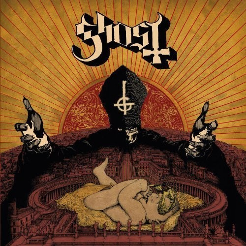 Ghost - Infestissumam [Import LP]