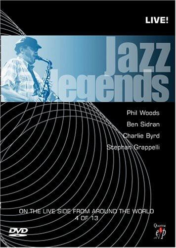 Jazz Legends Live: Volume 4