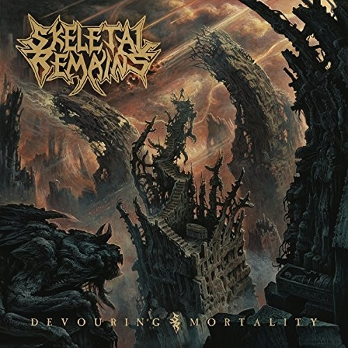 Skeletal Remains - Devouring Mortality [Limited Edition] [Digipak] (Ger)