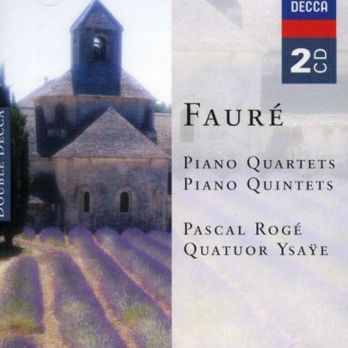 Piano Quartets & Quintets