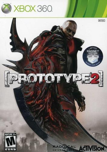 Prototype 2 for Xbox 360