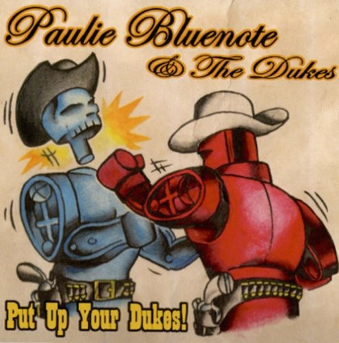 Put Up Your Dukes!