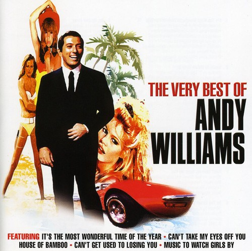 The Very Best Of Andy Williams [Import]
